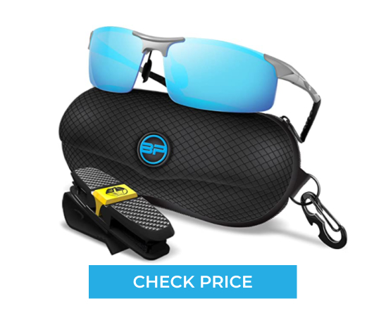 BLUPOND Sports Sunglasses