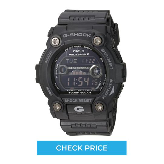 Casio G-Shock Solar Atomic Watch
