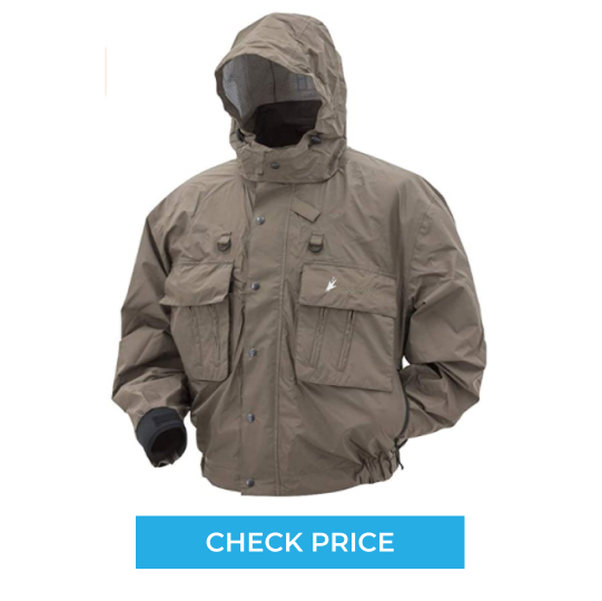 Frogg Toggs Java Hellbender Fly & Wading Jacket
