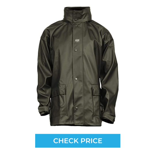 Helly Hansen Workwear Deluxe Rain Jacket