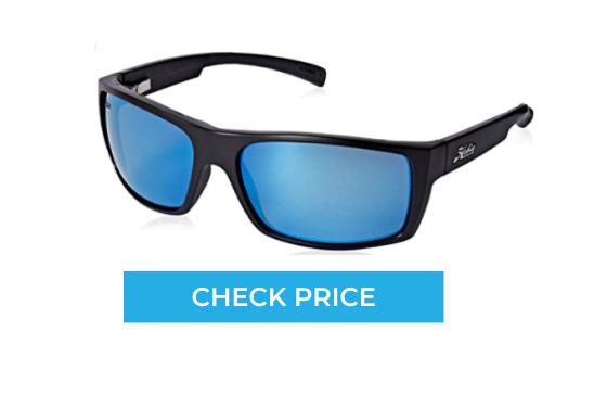 Hobie Men's Baja Polarized Rectangular Sunglasses
