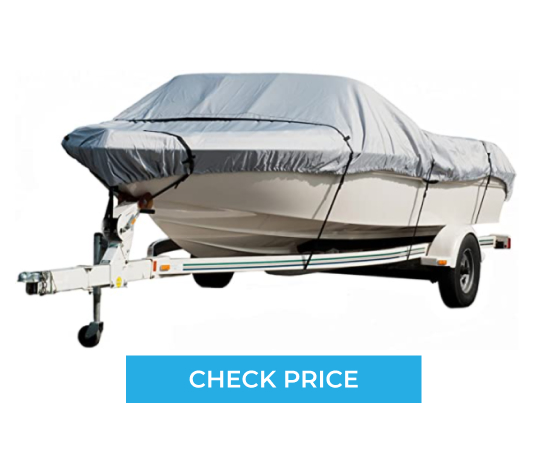 Komo Covers Heavy Duty Trailerable Boat Cover
