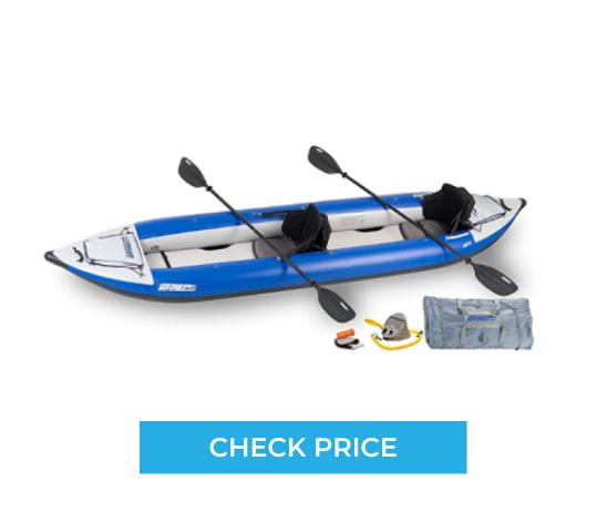 Check the Price of Sea Eagle 420x Inflatable Kayak