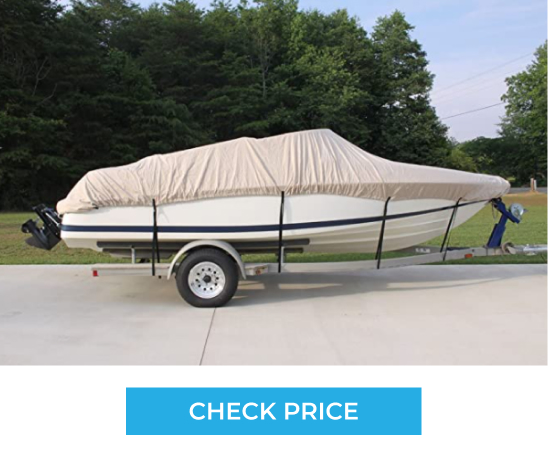 Vortex Heavy Duty Boat Cover