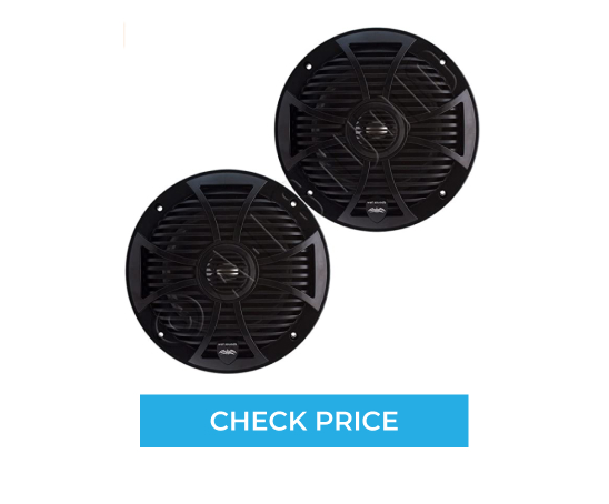 Wet Sounds Marine Coaxial Speakers