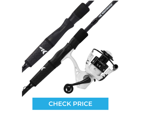 KastKing Crixus Fishing Rod and Reel Combo