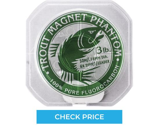 Trout Magnet Phantom 100% Fluorocarbon