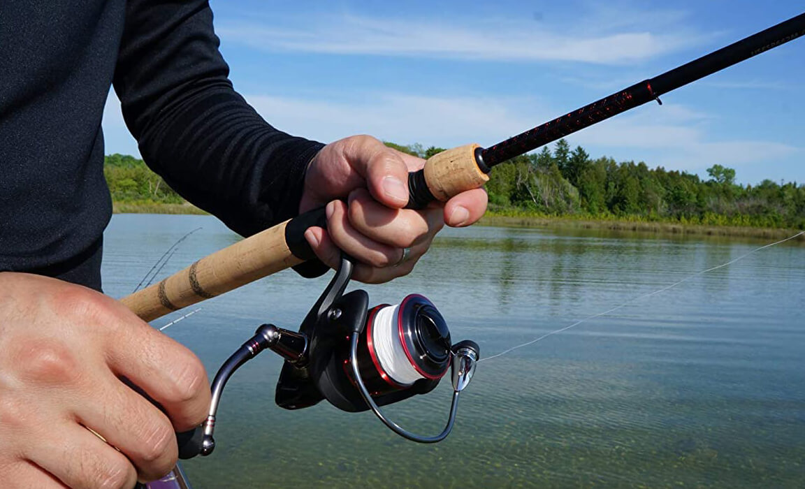 Best Spinning Rod Under 100 Dollars