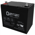 Mighty Max 12V Deep Cycle Battery