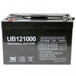 Universal 12V Deep Cycle Battery