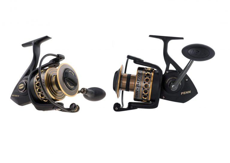 Penn Battle II & III Spinning Fishing Reel